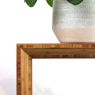 Bijzettafel of krukje Bamboe