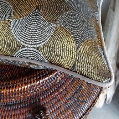 Ravenna Gold Sierkussen