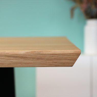Tafel Oak & Metal